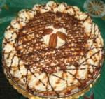 Chocolate Caramel Turtle Pie_image