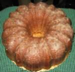 Jamaican Rum Cake_image